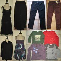 Lot de 73 Vêtements femme de marques: Cop copine, Petit Baigneur,DDP, etc