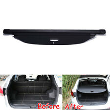 1x Car Rear Tail Cargo Trunk Shade Cover Shield Black For Hyundai IX35 2010-2015
