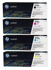4 Original Toner HP LaserJet Pro M476DN M476DW M476NW MFP / 312A 312A Cartridges