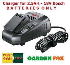 Bosch AL1830CV-GREENTool PowerALL 2.5AH18V batterycharger 3165140821667