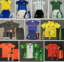 20-21 Kids Home Away Football Kits Boys Adults Soccer Jersey motion Suits custom