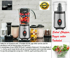 Fresh Nutri-Mixer Pro 600W Bullet Blender Food Extractor