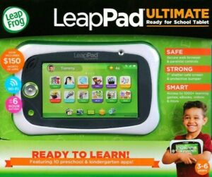 Brand New Leap Frog Leap Pad Ultimate Green