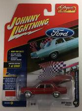 Johnny Lightning JLCG007 Classic Gold Version A 1966 Ford Fairlane 500 Sedan