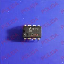 10PCS IC NSC DIP-8 LM380N-8 LM380N-8/NOPB
