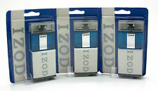Izod 0.25 fl oz - 7.5 ml Eau De Toilette Mini Splash for Men (Package of 3)