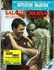GALACTIC JOURNAL - Battlestar Galactica, CLIVE BARKER, Star Trek Next Generation