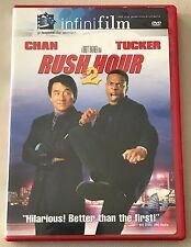 Rush Hour 2 (Dvd, 2001) New