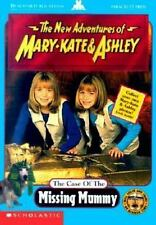 The Case of the Missing Mummy (Adventures of Mary-Kate and Ashley), Scholastic B