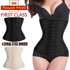 Women Body Shaper Waist Trainer Cincher Corset Tummy Girdle Belt Belly Shapewear