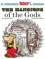 Asterix: The Mansions of The Gods Album 17 by Rene Goscinny 9780752866390