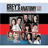 Soundtrack - Grey's Anatomy, Vols. 1-3 [Box Set] (Original , 2008)