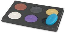 Tempera Watercolor Paint Cakes 6 pc METALLICS 101120 Jack Richeson