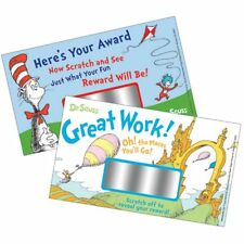 Dr Seuss Scratch Off Rewards Eureka Eu-844209