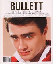 Bullett Volume VI Spring 2012 Daniel Radcliffe James Franco 103018DBE