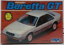 Mpc Chevy Gm Beretta Gt Stock Custom Slot Race Car 1988 Sealed Model Kit
