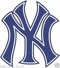 New York Yankees MLB Decal/Sticker