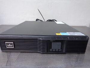 Liebert GXT4 Online 2000va UPS 120v GXT4-2000RT120  NEED BATTERY