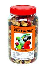 PASSWELL BIRD FOOD FRUIT & NUT 1.25KG