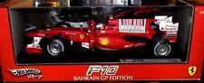 Hot Wheels Racing - Ferrari F10 Fernando Alonso 2010, Modelo de Coche, Escala 1:18 - (T6287)