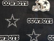 "DALLAS COWBOYS NFL  60"" Cotton Fabric BT 1/2 Yard Fabric Traditions B"