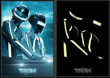 "NEW Tron Legacy LIMITED EDITION Glow-in-the-dark Poster Daft Punk 27"" x 39"" RARE"