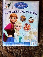 Cupcakes und Muffins von Disney Die Eiskönigin +  Backbuch + Neu + 9783961280025