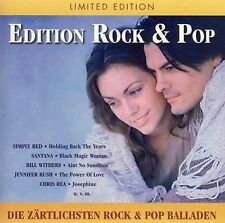 Edition Rock & Pop - CD NEU CHRIS REA JENNIFER RUSH SANTANA TOTO MARILLION