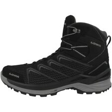 LOWA Ferrox Pro GTX Mid Men Gore-Tex Outdoor Hiking Schuhe schwarz 310651-9923