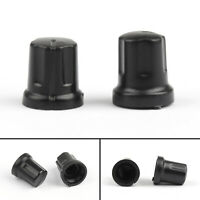 1Set Volume Control Knob + Channel Switch Knob Cap For Motorola GP88S Radio  UA