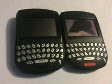 Blackbberry 7230 mobile phone, no charger, no battery, faulty x2, for parts only