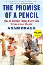 The Promise of a Pencil von Adam Braun (2014, Gebundene Ausgabe)