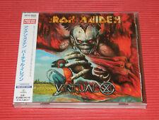 2014 JAPAN CD IRON MAIDEN VIRTUAL XI