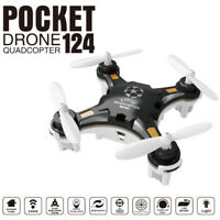 MINI FOUR-AXIS RC HELICOPTER REMOTE CONTROL AIRCRAFT 6CH MICRO DRONE FOR