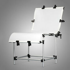 Photography Video Still Life Product Portable Adjustable Shooting Table 61x130cm