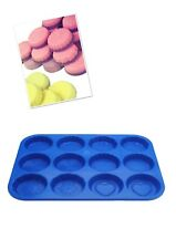 Wax Melt Tart, Soap Making, Bath Bomb Mould Tray, Heart, Flower, Swirl etc S7749