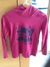 Boys MEXX hooded long sleeve top, size 6-8 years. Excellent condition.