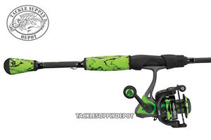 Lew's Mach 2 Spinning Combo 6ft 9in Medium 6.2:1 M2A3069MFS