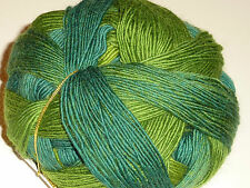 (11,95€/100g) Schoppel Zauberball 100 Superwash Merino Evergreen Farbe 2168