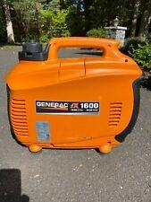 Generac iX 1600 Inverter Generator
