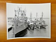OFFICIAL US Navy Destroyer Tender Ship Photo 8x10 AD-25 USS Frontier