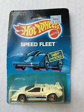 Mattel Hot Wheels Speed Fleet Lamborghini Countach New Model 3794 1988 Unopened