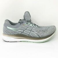 Asics Womens Evoride 1012A677 Grey Running Shoes Lace Up Low Top Size 8