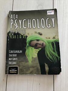 AQA Psychology A-level Year 1 and AS Textbook