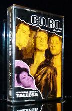CO.RO. The Album + Taleesa 11 Titel ZYX Music CO RO  NEU MC tape Kassette