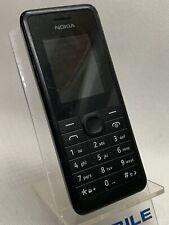 Nokia 106 - Black (Unlocked) Mobile Phone