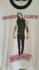 Marilyn Manson 1996 Antichrist Superstar Tour vintage licensed concert Xl shirt