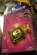 Beetleborgs Blue Stinger AV toy car 1996 Battery Powered
