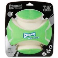 Chuckit Kick Fetch Light Play Large Glow Dog Puppy Game Football Toy