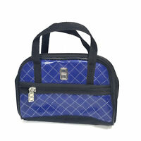 Nintendo DS Blue Handbag for Handheld Gaming Consoles